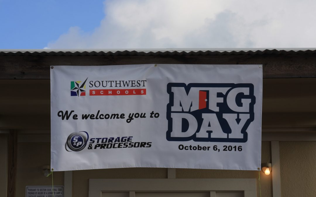 2016 Manufacturing Day