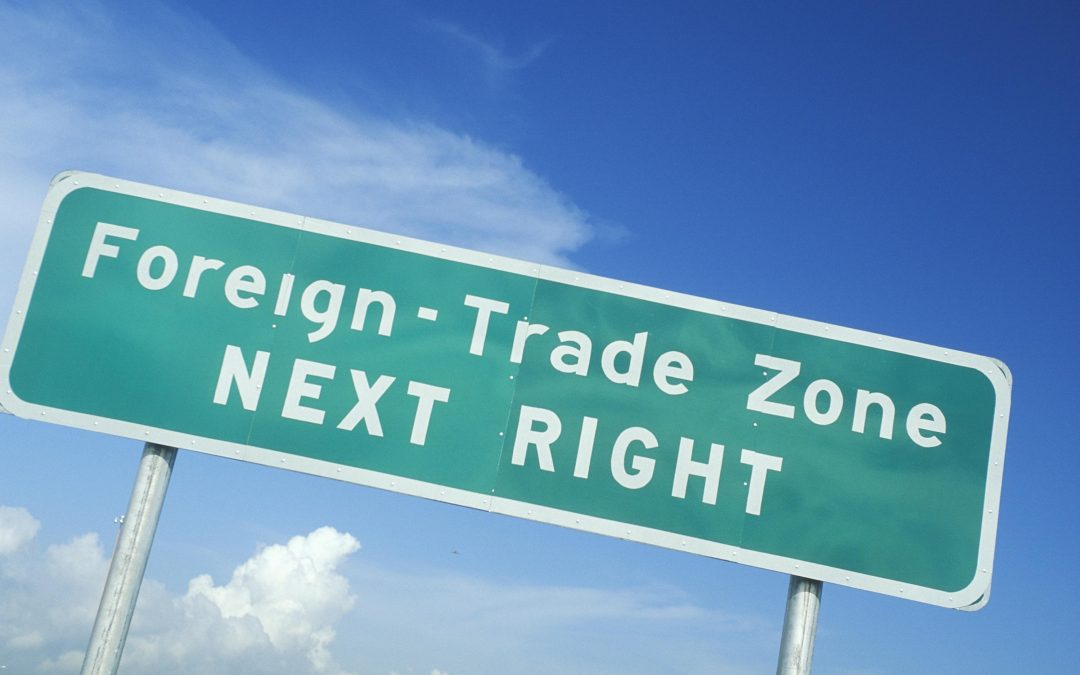 Foreign-Trade Zone Open for Business
